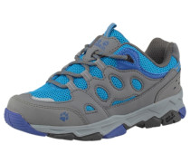 JACK WOLFSKIN Jack Wolfskin Mountain Attack 2 Low Outdoorschuh grau