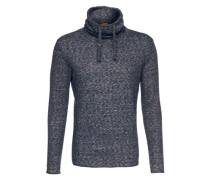 Pullover 'Winter' blau