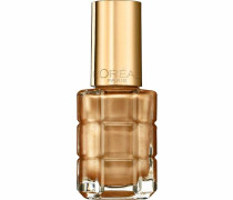 'Color Riche Le Vernis L'Huile' Nagellack gold