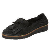 Slipper 'Monaco Typical Shoe' schwarz