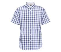 Hemd 'tjm Essential Check Short Sleeve Shirt'
