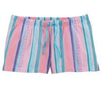 Shorts blau / pink