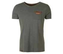T-Shirt 'Suppenkasper IV' grau