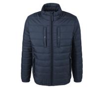 Jacke in Light Down-Optik blau
