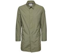 Leichter Mantel khaki