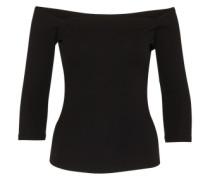 Shirt 'Carmencita' schwarz