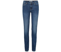 Straight Fit Jeans blue denim