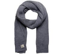 Klassischer Schal grau