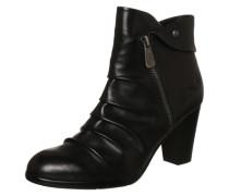 Stiefelette 'Heel1' schwarz