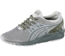 'Gel Kayano Trainer Evo' Sneaker grau / oliv / silber