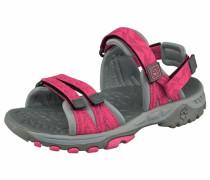 JACK WOLFSKIN Bahia Outdoor-Sandale pink