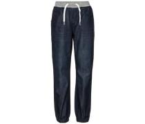 Loose Fit Jeans 'Nitdark' blau