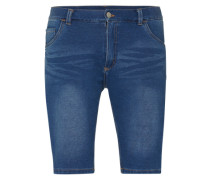 Jeans Shorts 'Hank' dunkelblau