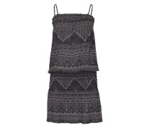 Mini-Kleid 'Star Gazer' schwarz / weiß