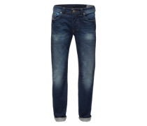 'Larkee' Jeans Regular Fit 853R dunkelblau