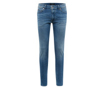 5-Pocket-Jeans 'Jaw' blue denim