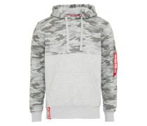 Sweatshirt 'Camo Block'