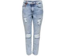 Boyfriend Jeans 'Lima' hellblau