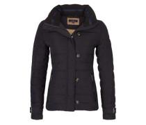 Jacke aus Daunen nachtblau