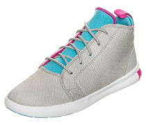 'Chuck Taylor All Star Easy Ride Mid' Sneaker türkis / grau / neonpink