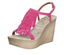 Plateau-Sandalette 'Line Jenny' pink