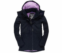 Outdoorjacke 'tecnical Quilted Wind Parka'