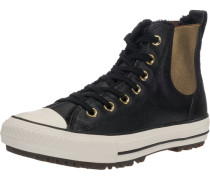 Chuck Taylor All Star Chelsea Boot Sneakers goldgelb / schwarz