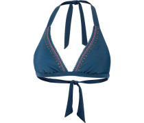 'Tyra' Bikini Oberteil blau