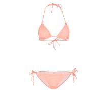 Triangle-Bikini orange