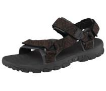 JACK WOLFSKIN Jack Wolfskin Seven Seas Men Outdoor-Sandale braun
