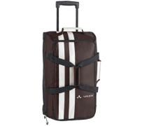 New Islands Tobago 65 2-Rollen Reisetasche 61 cm mokka / schwarz / weiß
