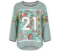 Bluse 21 mischfarben
