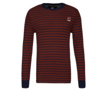 Sweatshirt 'Classic bounded r t l/s' rot