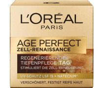 'Age Perfect Zell Renaissance Tag' Gesichtspflege gold