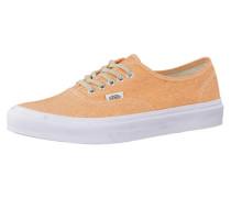 Sneaker Authentic Slim (Chambray) orange