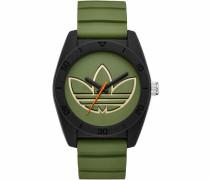 Quarzuhr »Santiago Adh3164« grün