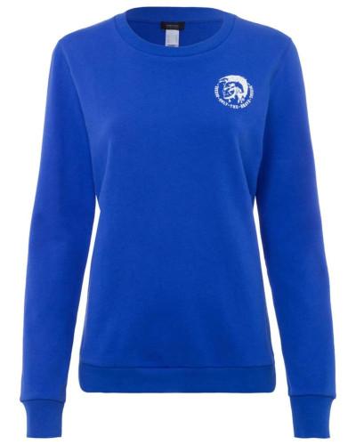 Sweatshirt 'UFLT-Willa' blau