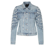 Jeansjacke 'Brooklyn' blau