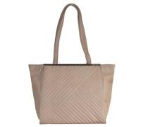 Lilia Shopper Tasche beige