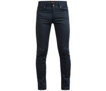 Slim Fit Jeans Jay Satin navy