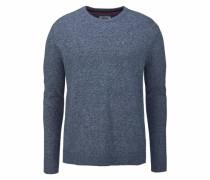 Rundhalspullover ´thdm Basic CN Sweater 11´ marine