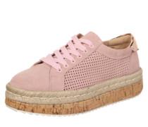 Plateau-Sneaker 'Adiva' rosé