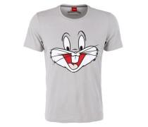 'Looney Tunes' T-Shirt grau