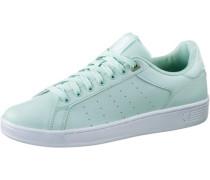 'Clean Court' Sneaker hellblau