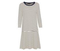 Kleid 'nira' blau / weiß