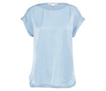 T-Shirt-Bluse hellblau