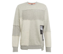Sweatshirt 's-Lowest Sweat-Shirt' grau