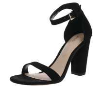 Sandalette 'jerayclya' schwarz