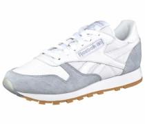 Sneaker 'Leather Spp' weiß