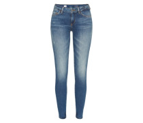 Skinny Jeans 'venice' blau